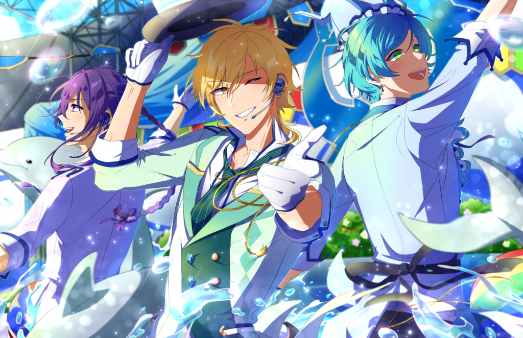 Ensemble Stars Wallpaper