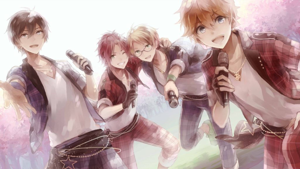 Ensemble Stars Quad HD Wallpaper