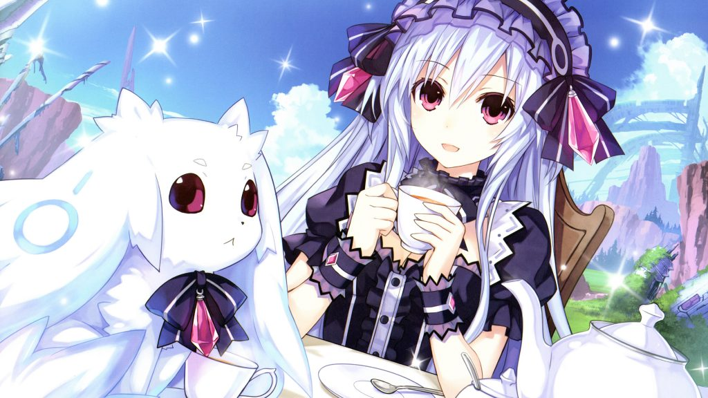 Fairy Fencer F Quad HD Wallpaper