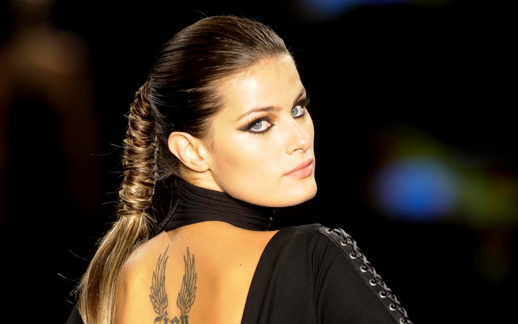 Isabeli Fontana Widescreen Wallpaper