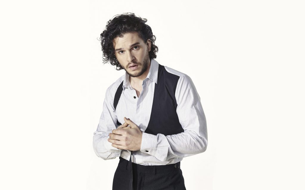 Kit Harington Widescreen Wallpaper