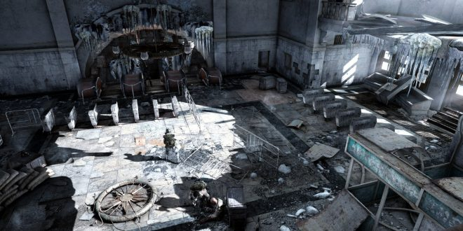 Metro: Last Light Redux Backgrounds