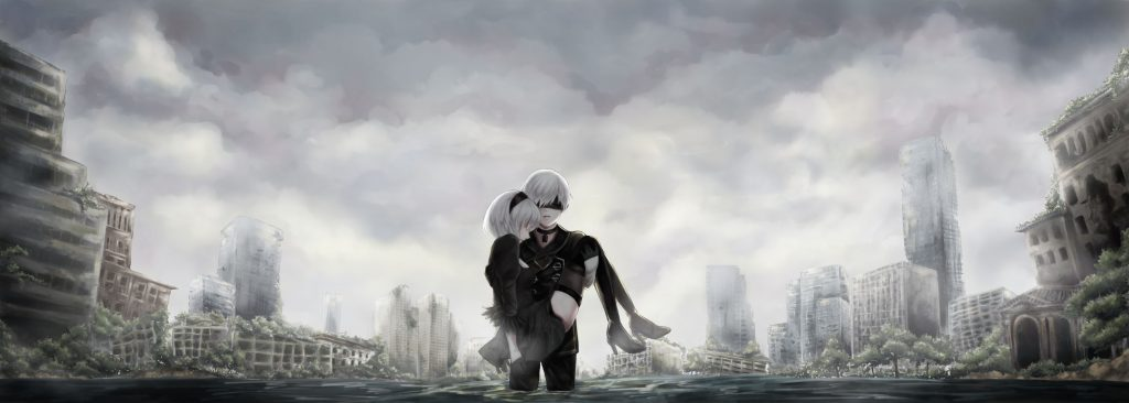 NieR: Automata Background