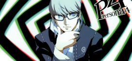 Persona 4 Backgrounds