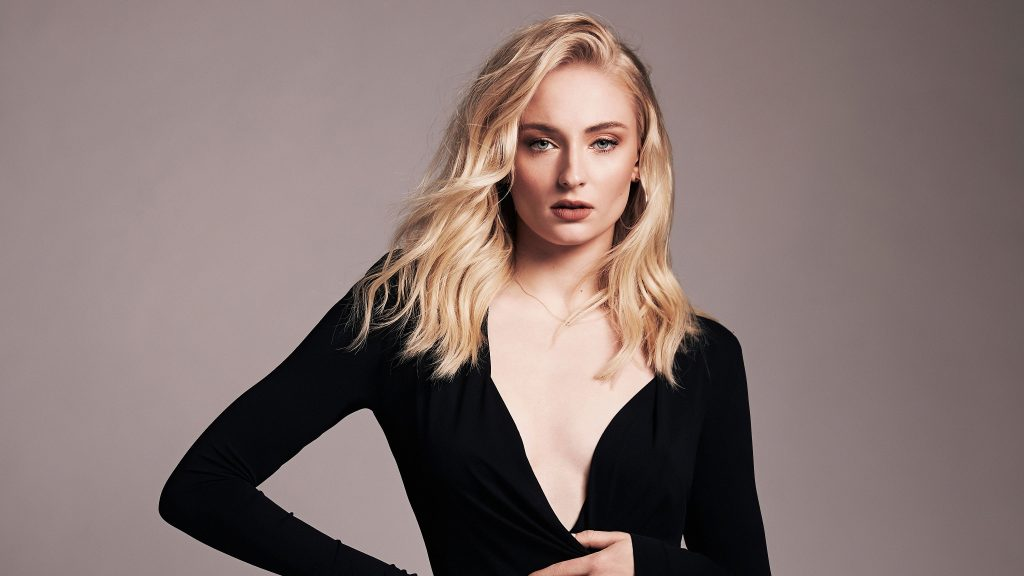 Sophie Turner HD Quad HD Background