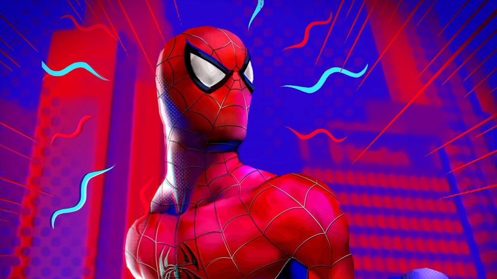 Spider-Man: Into The Spider-Verse HD Wallpaper
