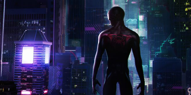 Spider-Man: Into The Spider-Verse HD Wallpapers