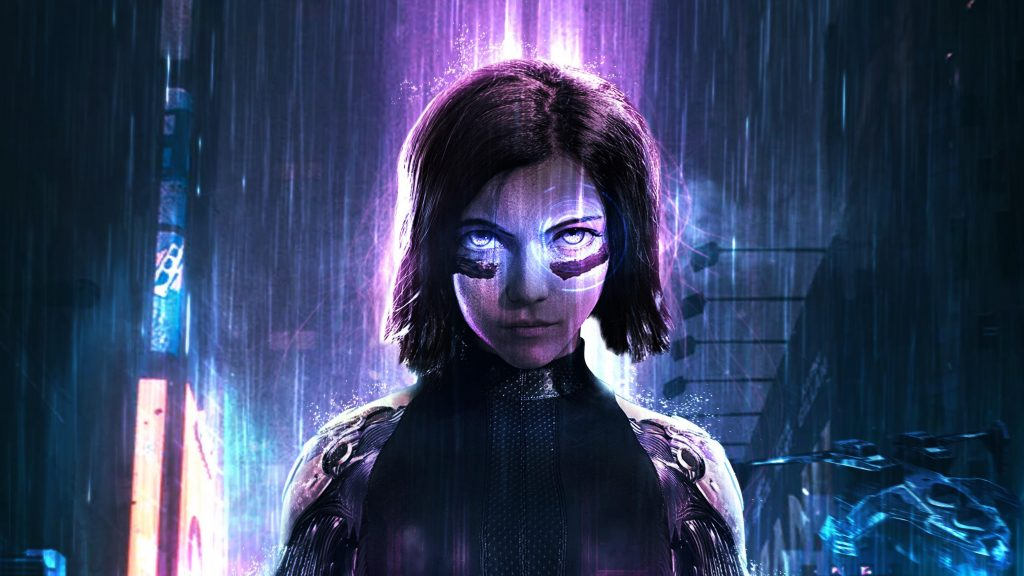 Alita: Battle Angel Wallpaper