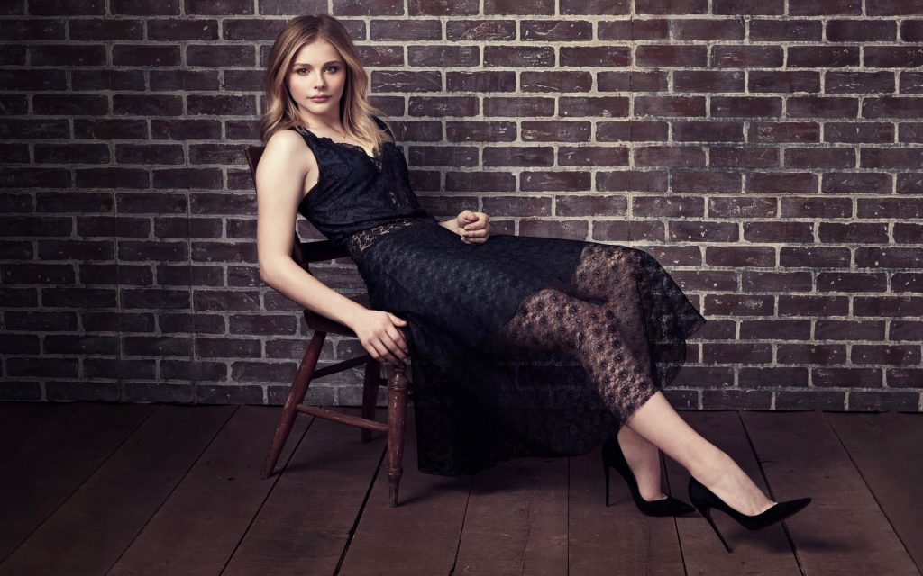 Chloë Grace Moretz Widescreen Wallpaper