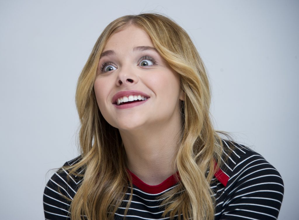 Chloë Grace Moretz Wallpaper