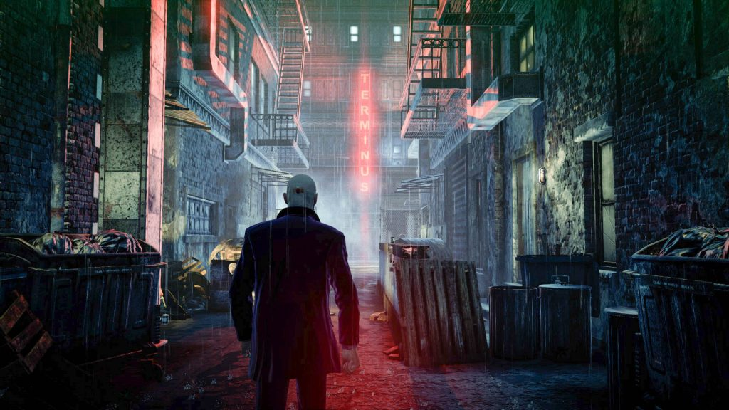 Hitman: Absolution Full HD Background