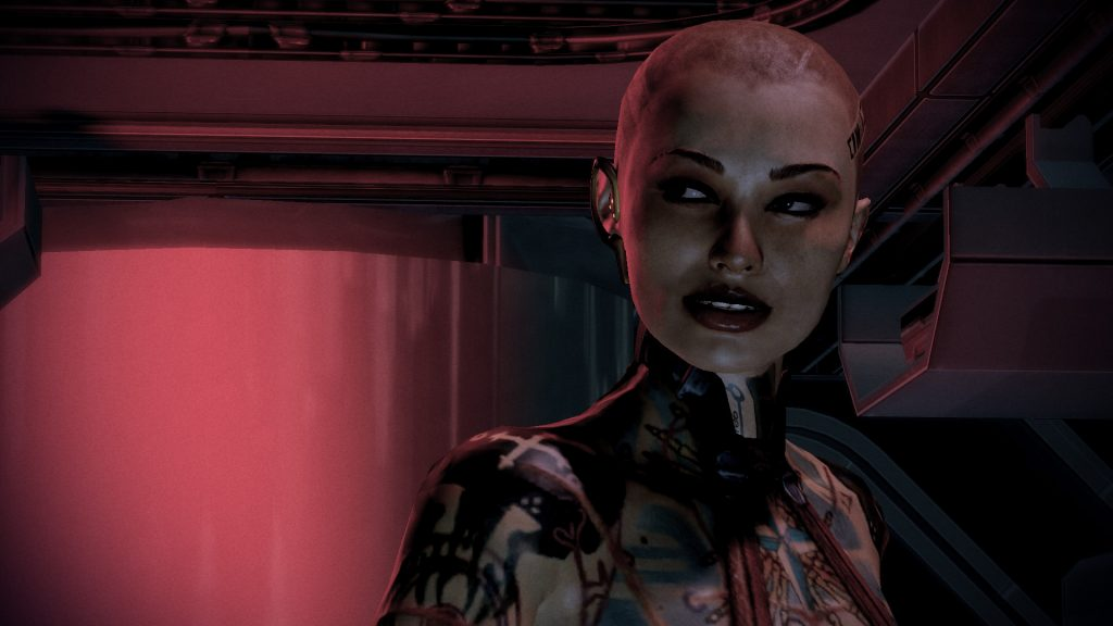 Mass Effect 2 HD Full HD Wallpaper