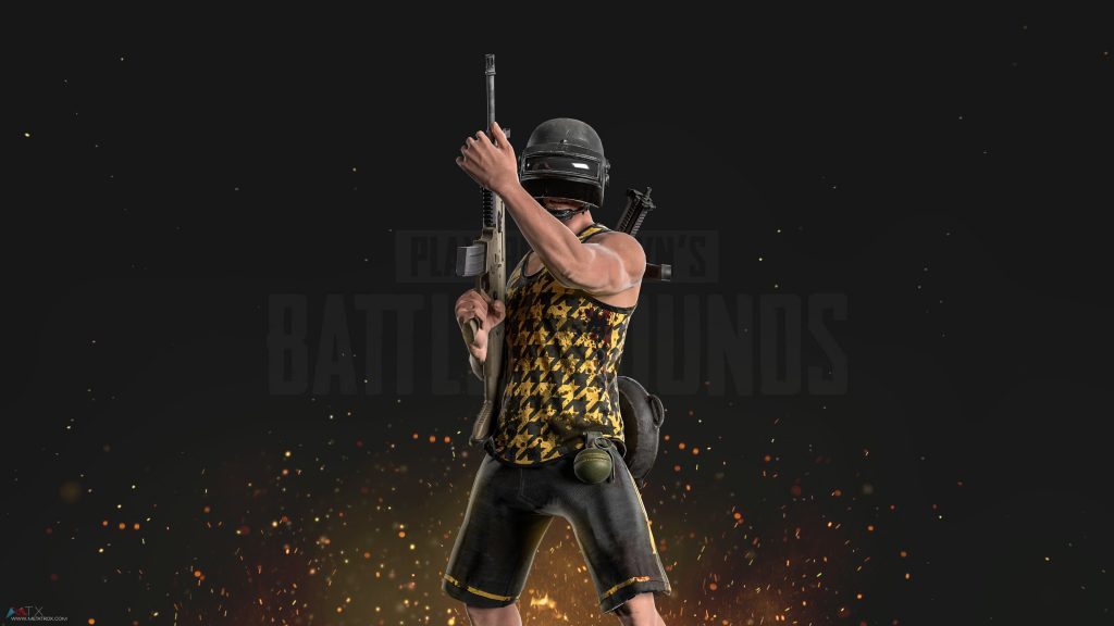 PlayerUnknown's Battlegrounds Quad HD Background