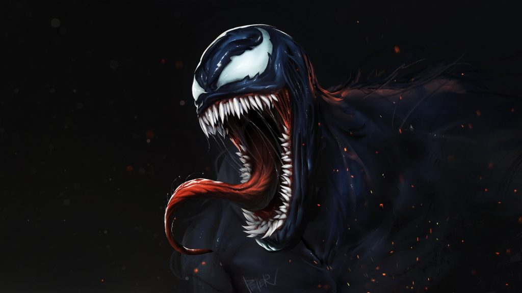 Venom HD Full HD Wallpaper