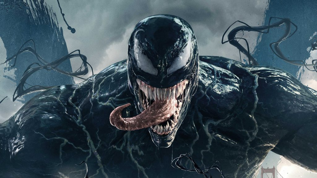 Venom HD Quad HD Wallpaper