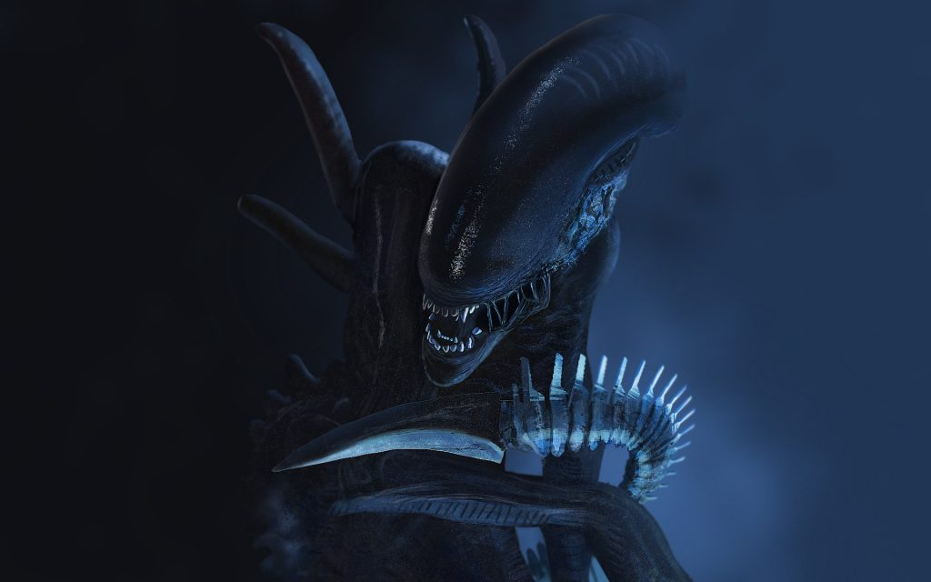 Alien HD Widescreen Wallpaper