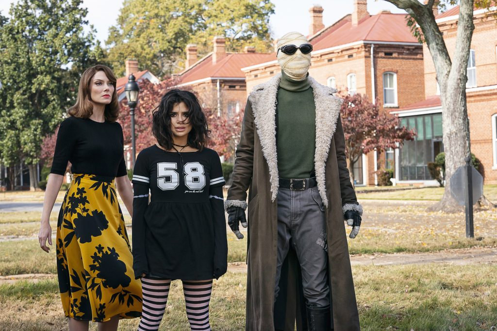 Doom Patrol Wallpaper