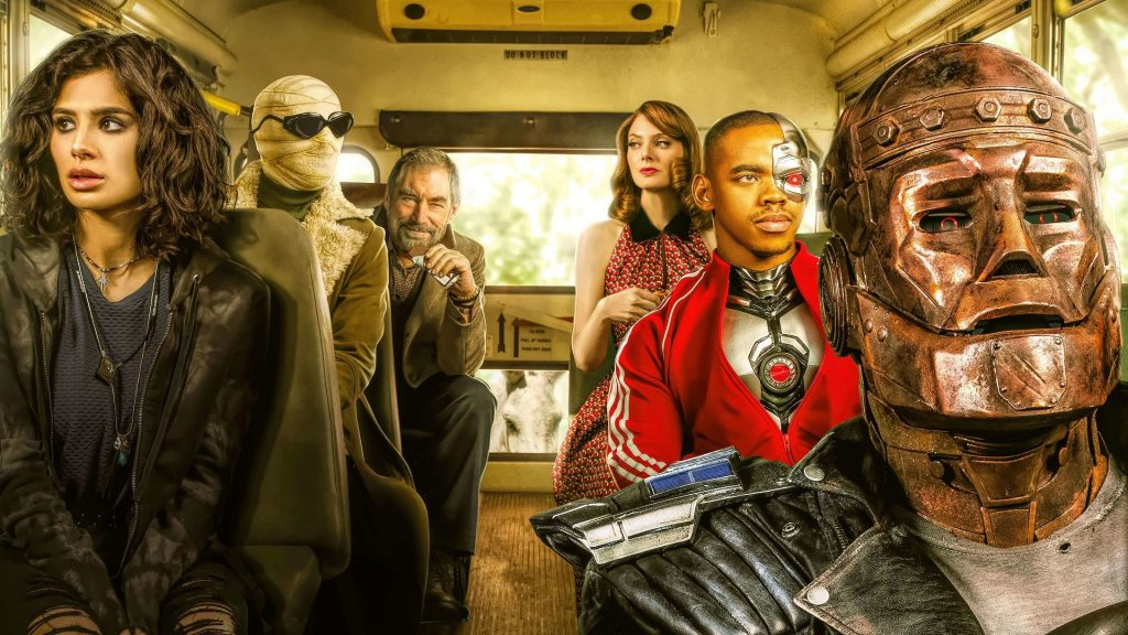 Doom Patrol Full HD Wallpaper