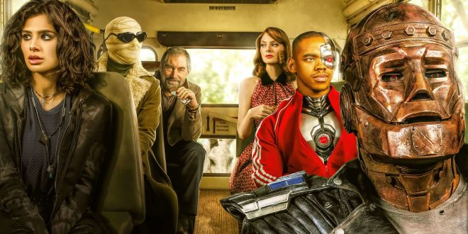 Doom Patrol Wallpapers