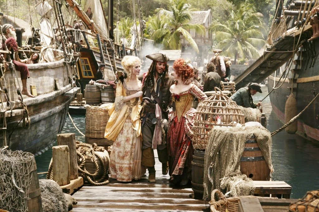 Pirates Of The Caribbean: At World's End HD Wallpaper