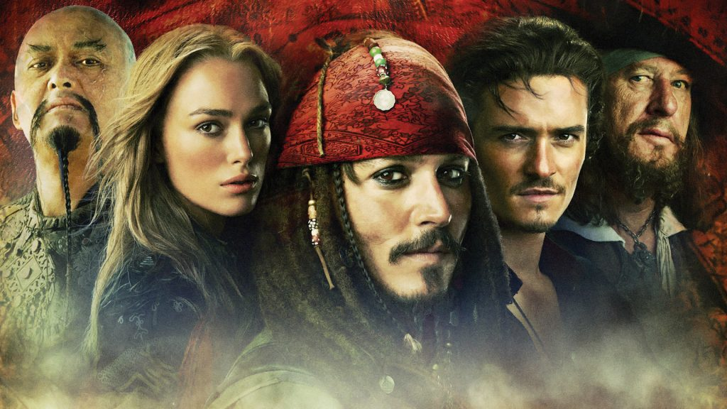 Pirates Of The Caribbean: At World's End HD Full HD Wallpaper