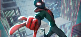 Spider-Man: Into The Spider-Verse HD Backgrounds