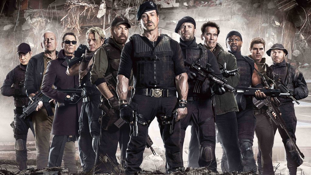 The Expendables 2 HD Full HD Wallpaper