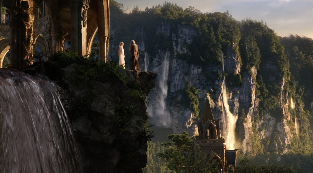 The Hobbit: An Unexpected Journey Background
