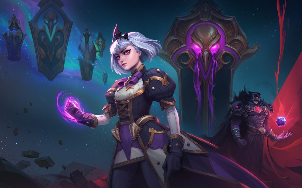 Heroes Of The Storm Widescreen Background