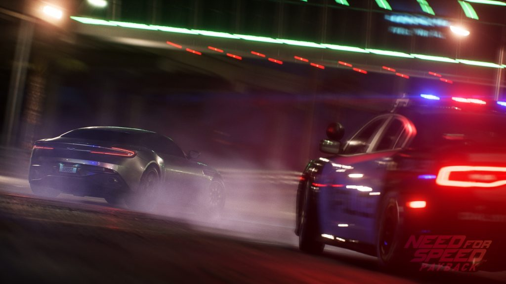 Need For Speed Payback Full HD Background