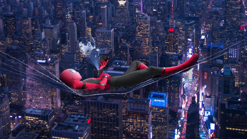 Spider-Man: Far From Home HD Wallpaper