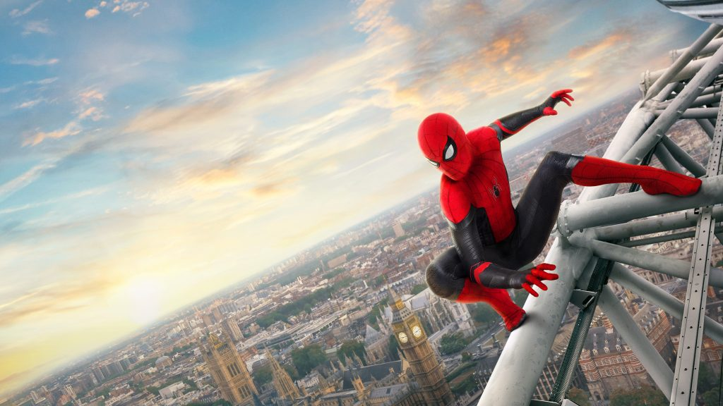 Spider-Man: Far From Home HD Quad HD Wallpaper