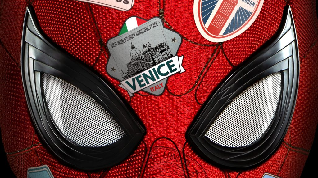 Spider-Man: Far From Home Quad HD Wallpaper