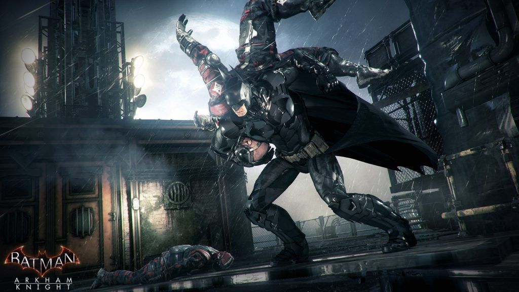 Batman: Arkham Knight Full HD Background