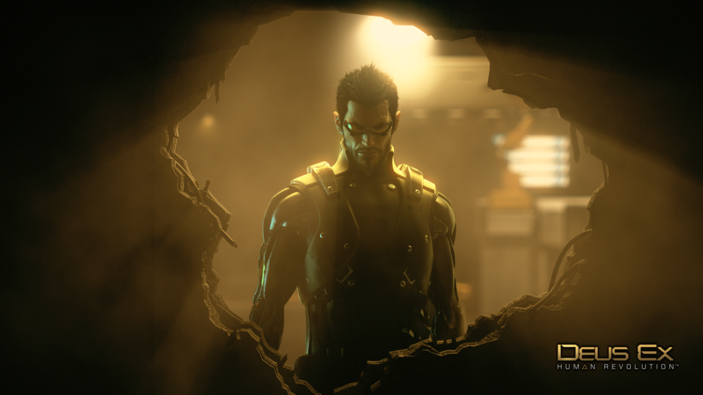 Deus Ex: Human Revolution HD Full HD Wallpaper