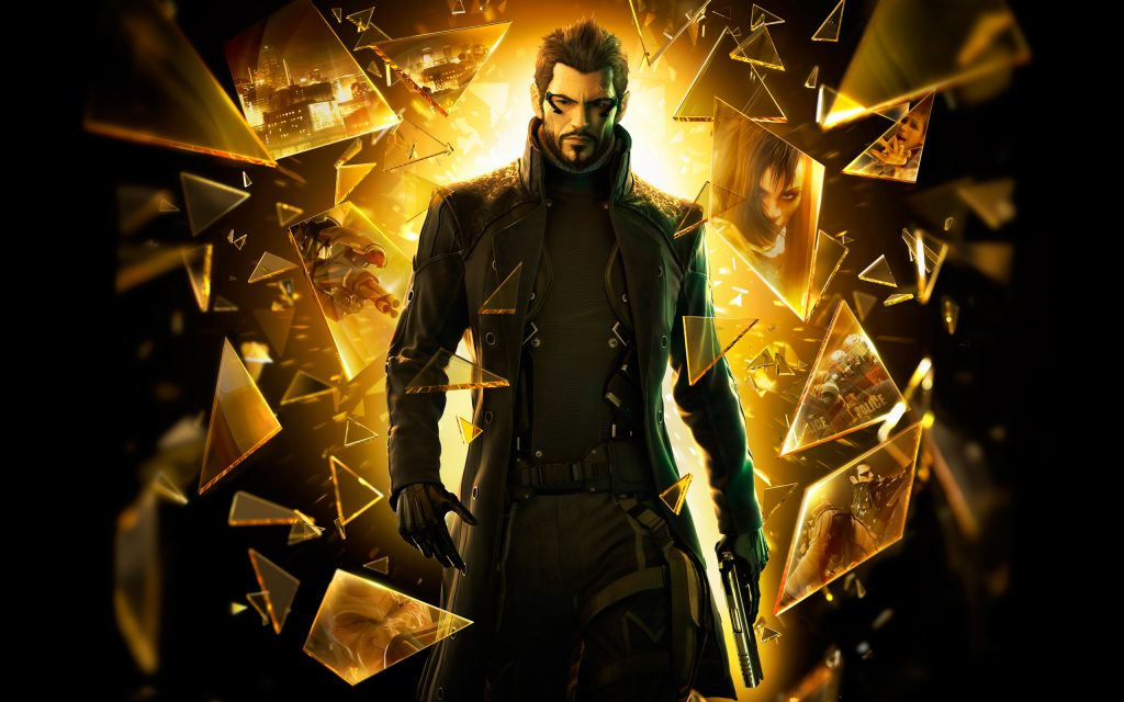 Deus Ex: Human Revolution HD Widescreen Wallpaper