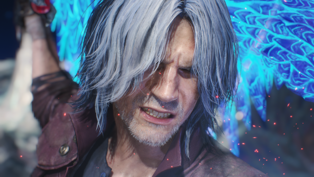 Devil May Cry 5 Full HD Background