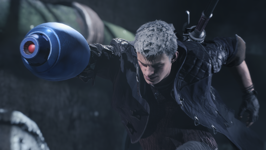 Devil May Cry 5 4K UHD Background