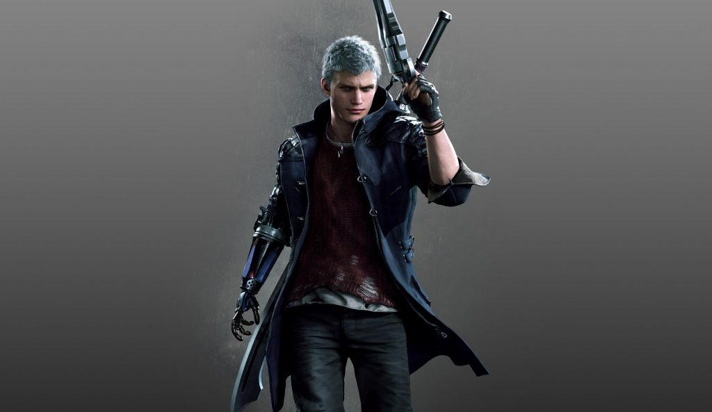 Devil May Cry 5 Background