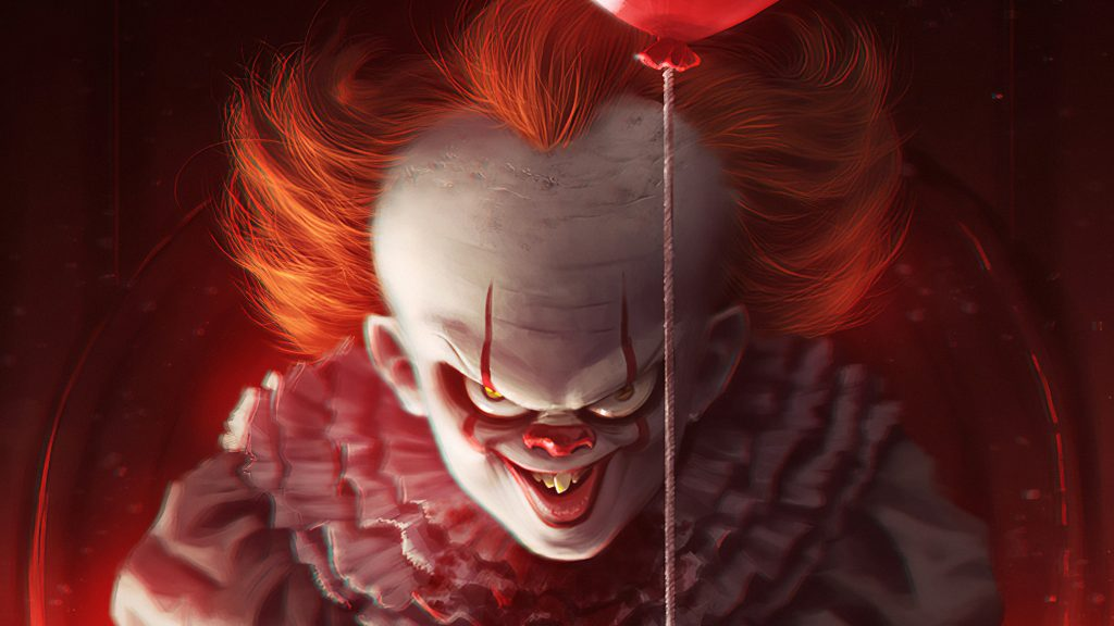 It (2017) Quad HD Background