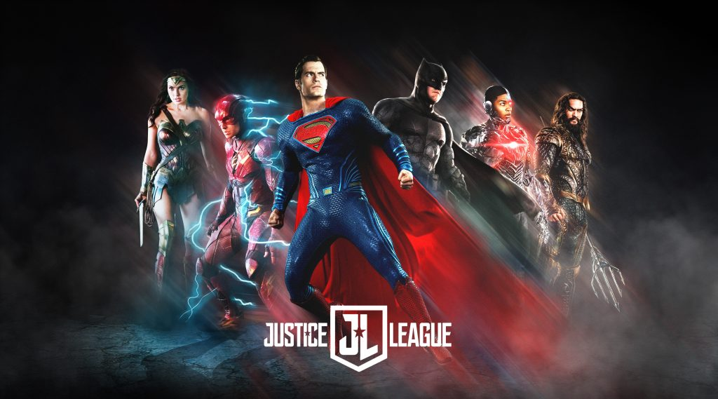 Justice League (2017) HD Background