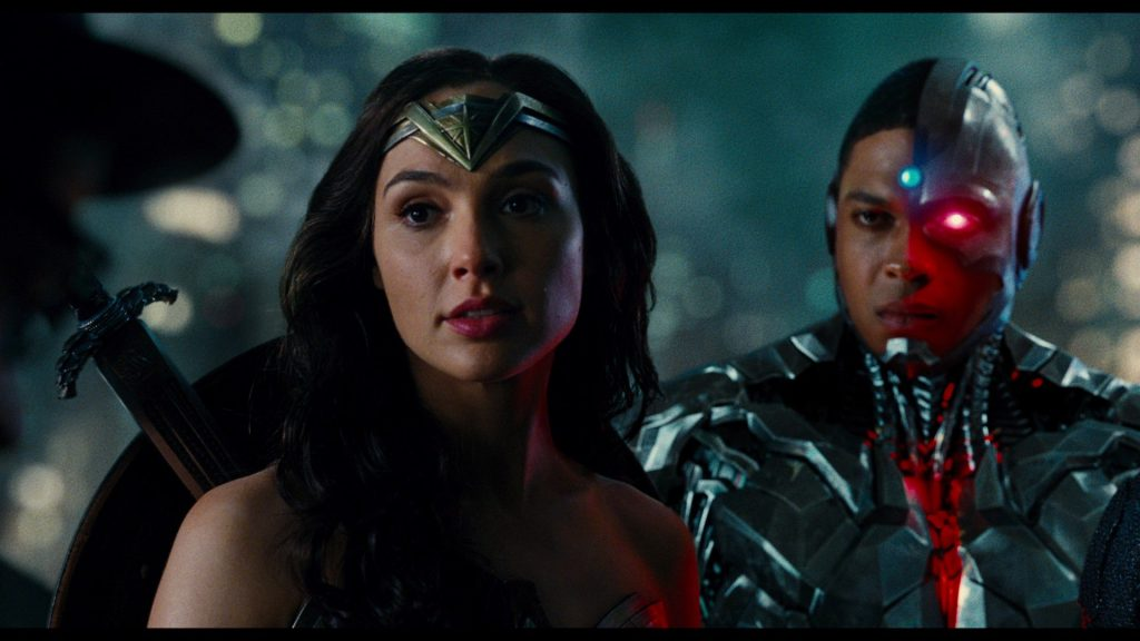 Justice League (2017) HD Full HD Background