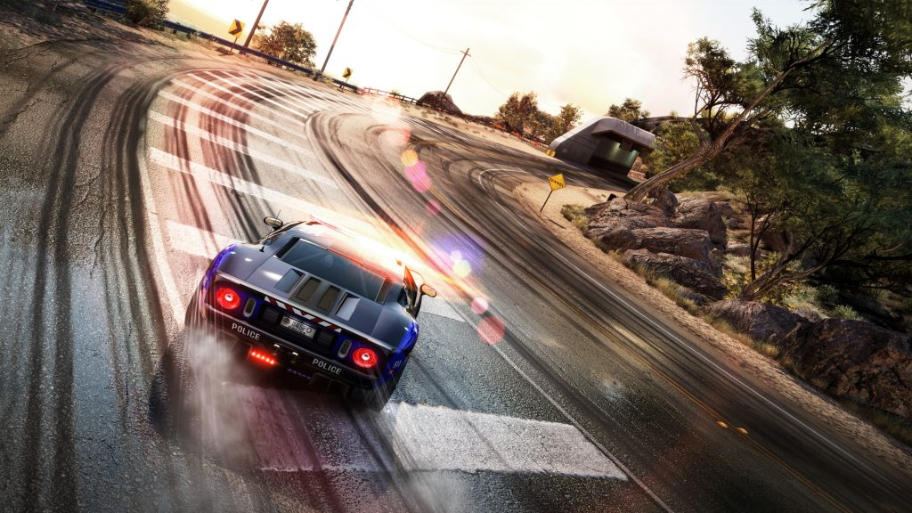 Need For Speed Full HD Background