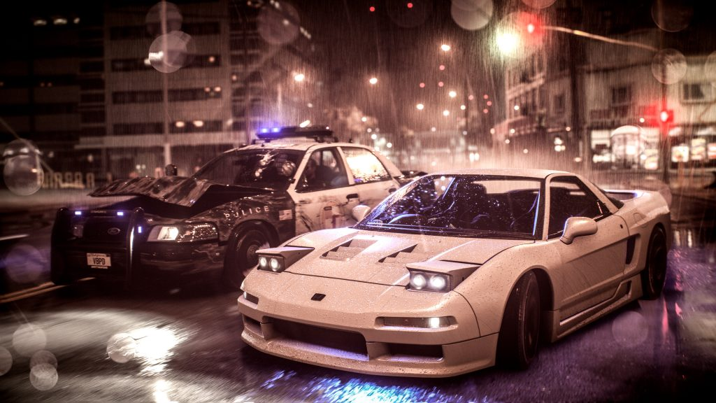 Need For Speed (2015) Quad HD Background