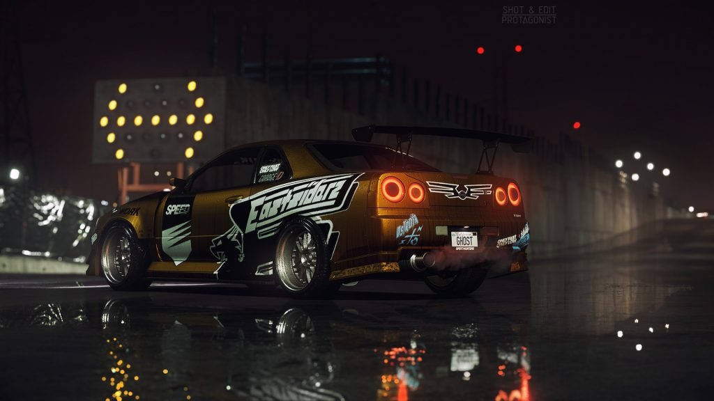Need For Speed (2015) Full HD Background