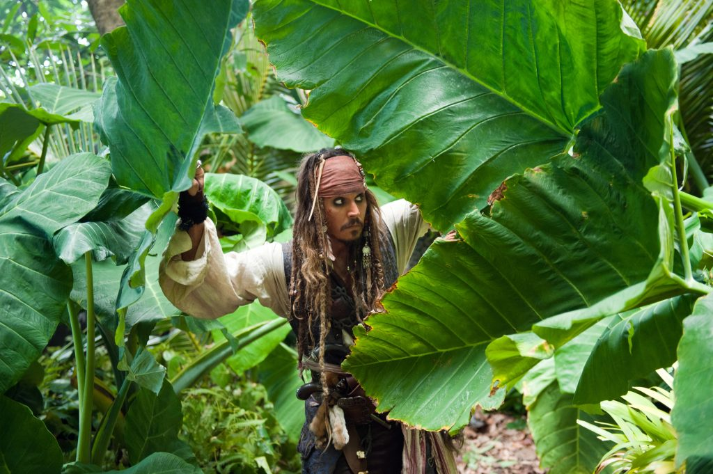 Pirates Of The Caribbean: On Stranger Tides HD Wallpaper