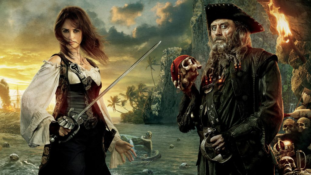 Pirates Of The Caribbean: On Stranger Tides HD Full HD Wallpaper