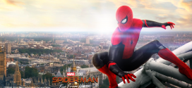 Spider-Man: Far From Home HD Backgrounds