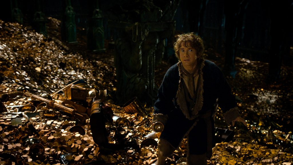 The Hobbit: The Desolation Of Smaug HD Quad HD Background