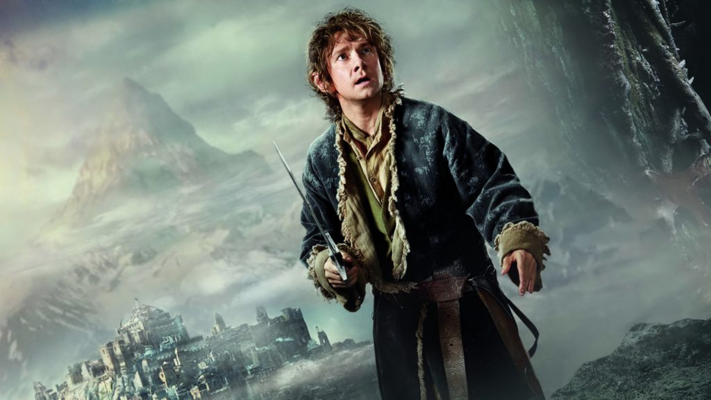 The Hobbit: The Desolation Of Smaug HD Full HD Background